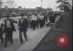 Image of steel mill workers Youngstown Ohio USA, 1937, second 10 stock footage video 65675058985