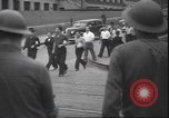 Image of steel mill workers Youngstown Ohio USA, 1937, second 12 stock footage video 65675058985
