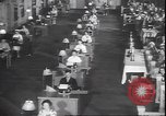 Image of Albert Tangora typing 141 words per minute Chicago Illinois USA, 1937, second 10 stock footage video 65675058989