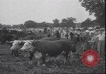 Image of steel plow Grand Detour Illinois USA, 1937, second 9 stock footage video 65675058992