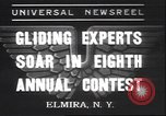 Image of gliders Elmira New York USA, 1937, second 1 stock footage video 65675058994