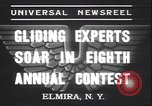 Image of gliders Elmira New York USA, 1937, second 3 stock footage video 65675058994
