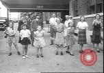 Image of Paddle Ball game New York City USA, 1937, second 11 stock footage video 65675058995