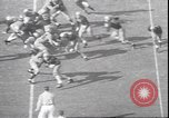 Image of Washington Huskies versus UCLA football Los Angeles California USA, 1938, second 4 stock footage video 65675059000