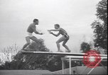 Image of underwater wrestling Palm Springs California USA, 1939, second 6 stock footage video 65675059010