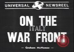 Image of Italy in World War II Europe, 1940, second 4 stock footage video 65675059013
