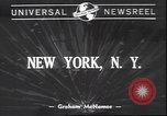 Image of Communist headquarters New York United States USA, 1940, second 1 stock footage video 65675059017