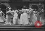 Image of graduation ceremony Philadelphia Pennsylvania USA, 1940, second 8 stock footage video 65675059022