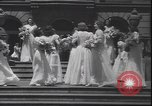 Image of graduation ceremony Philadelphia Pennsylvania USA, 1940, second 9 stock footage video 65675059022