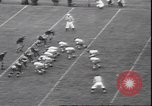 Image of football game Evanston Illinois USA, 1940, second 5 stock footage video 65675059026