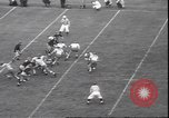 Image of football game Evanston Illinois USA, 1940, second 6 stock footage video 65675059026