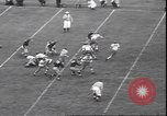 Image of football game Evanston Illinois USA, 1940, second 7 stock footage video 65675059026