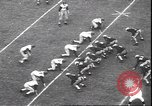 Image of football game Philadelphia Pennsylvania USA, 1940, second 4 stock footage video 65675059027