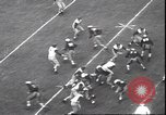 Image of football game Philadelphia Pennsylvania USA, 1940, second 5 stock footage video 65675059027