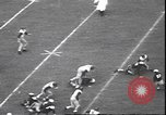 Image of football game Philadelphia Pennsylvania USA, 1940, second 6 stock footage video 65675059027