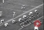 Image of football game Philadelphia Pennsylvania USA, 1940, second 11 stock footage video 65675059027