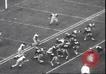 Image of football game Philadelphia Pennsylvania USA, 1940, second 12 stock footage video 65675059027