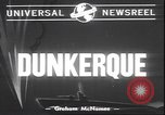 Image of British troops Dunekerque France, 1940, second 2 stock footage video 65675059031