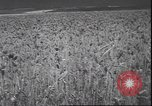 Image of wheat harvesting Washington State United States USA, 1943, second 9 stock footage video 65675059036