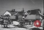 Image of oscillating machine Falmouth Massachusetts USA, 1943, second 7 stock footage video 65675059038