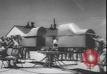 Image of oscillating machine Falmouth Massachusetts USA, 1943, second 9 stock footage video 65675059038