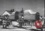 Image of oscillating machine Falmouth Massachusetts USA, 1943, second 10 stock footage video 65675059038