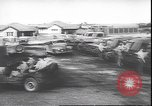Image of military jeep Australia, 1943, second 8 stock footage video 65675059040