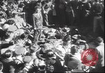 Image of dead body of Mussolini Milan Italy, 1945, second 6 stock footage video 65675059045