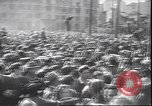 Image of dead body of Mussolini Milan Italy, 1945, second 12 stock footage video 65675059045