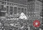 Image of 7th War Bond drive New York City USA, 1945, second 5 stock footage video 65675059046
