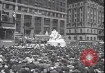 Image of 7th War Bond drive New York City USA, 1945, second 7 stock footage video 65675059046
