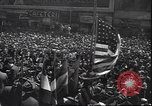Image of 7th War Bond drive New York City USA, 1945, second 12 stock footage video 65675059046