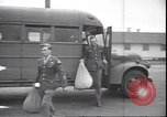 Image of discharging of soldiers East Point Georgia USA, 1945, second 6 stock footage video 65675059048