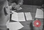 Image of discharging of soldiers East Point Georgia USA, 1945, second 12 stock footage video 65675059048