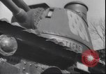 Image of French Renault Tanks France, 1921, second 4 stock footage video 65675059058