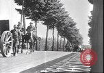 Image of M1917 155mm artillery piece France, 1940, second 2 stock footage video 65675059059
