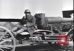 Image of M1917 155mm artillery piece France, 1940, second 3 stock footage video 65675059059