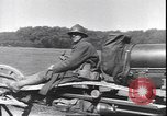 Image of M1917 155mm artillery piece France, 1940, second 7 stock footage video 65675059059