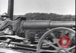 Image of M1917 155mm artillery piece France, 1940, second 8 stock footage video 65675059059