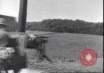 Image of M1917 155mm artillery piece France, 1940, second 10 stock footage video 65675059059