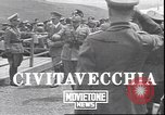 Image of Italian naval maneuver Civitavecchia Italy, 1943, second 1 stock footage video 65675059063