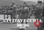 Image of Italian naval maneuver Civitavecchia Italy, 1943, second 2 stock footage video 65675059063