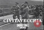 Image of Italian naval maneuver Civitavecchia Italy, 1943, second 3 stock footage video 65675059063