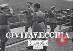 Image of Italian naval maneuver Civitavecchia Italy, 1943, second 4 stock footage video 65675059063