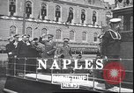 Image of Italian naval maneuver Naples Italy, 1943, second 1 stock footage video 65675059064