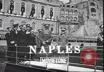 Image of Italian naval maneuver Naples Italy, 1943, second 3 stock footage video 65675059064
