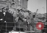 Image of Italian naval maneuver Naples Italy, 1943, second 5 stock footage video 65675059064