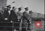 Image of Italian naval maneuver Naples Italy, 1943, second 6 stock footage video 65675059064