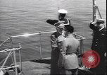 Image of Italian naval maneuver Naples Italy, 1943, second 10 stock footage video 65675059064
