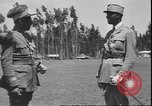 Image of Emperor Haile Selassie Addis Ababa Ethiopia, 1944, second 9 stock footage video 65675059068
